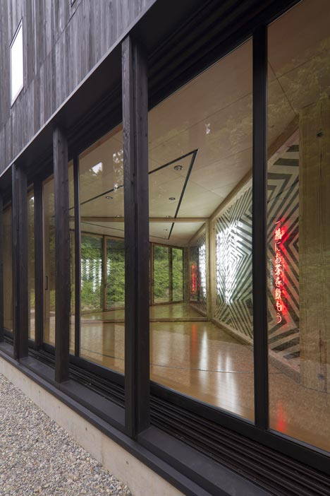 Australia House Gallery and Studio by Andrew Burns