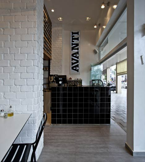 Avanti by Studio Opa