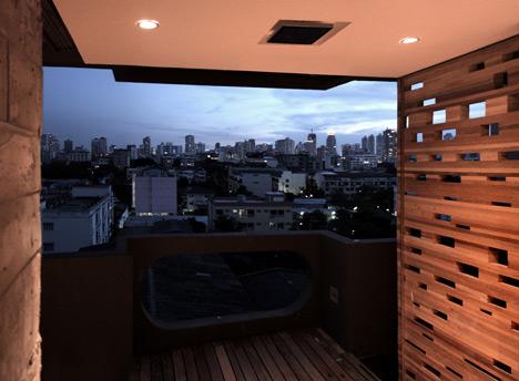 Bangkok Flat by Architectkidd