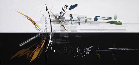 Beyond Boundaries, Art and Design by Zaha Hadid at Ivorypress Space