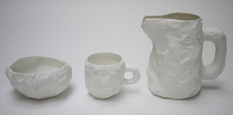 Crockery by Max Lamb for 1882 Ltd
