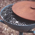 Druida barbecue by Mermeladaestudio