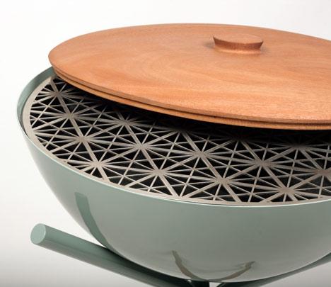 Druida barbecue by Mermeladaestudio