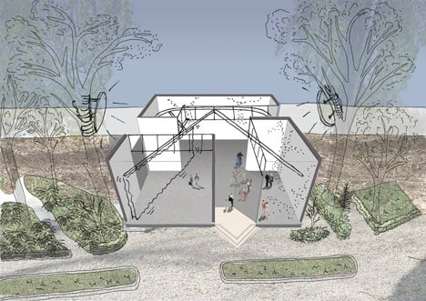 Dutch pavilion for Venice Architecture Bienalle 2012