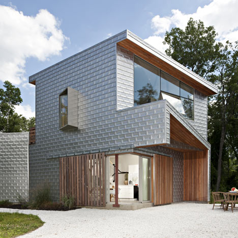 Dutchess House No. 1 by Grzywinski + Pons