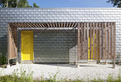 Dutchess House No. 1 by Grzywinski + Pons