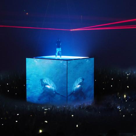 Es Devlin designs closing ceremony for London 2012 Olympics