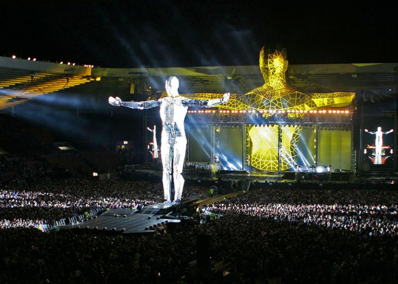 Take That, Progress Stadium Tour, 2011