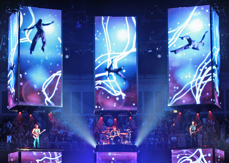 Muse, the Resistance Arena Tour, 2009