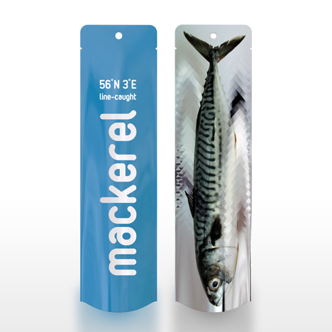 Fish packaging by PostlerFerguson