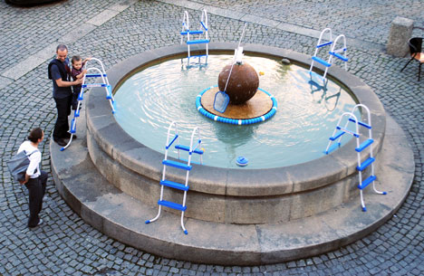 Fountain Hacks by LIKEarchitects and Ricardo Dourado