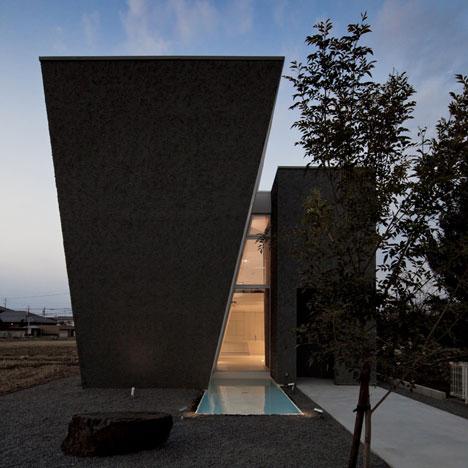 Ginan House by Keitaro Muto Architects