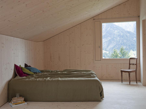 Holzkristal by Hurst Song Architekten