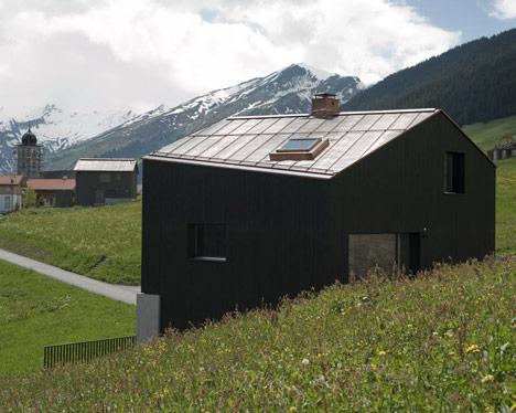 Holzkristal by Hurst Song Architekten
