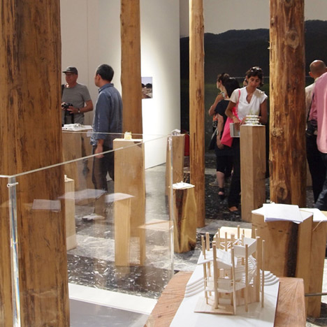 Japan awarded best pavilion at the  Venice Architecture Biennale