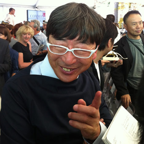 Toyo Ito's Japanese Pavilion wins best pavilion at Venice Architecture Biennale 2012
