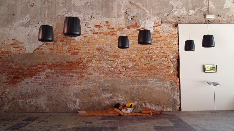 Kuwaiti Pavilion at Venice Architecture Biennale 2012