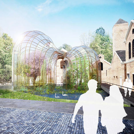 Laverstoke Mill by Thomas Heatherwick for Bombay Sapphire