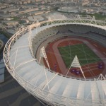 Movie: London 2012 Olympic venue fly-throughs by Crystal CG