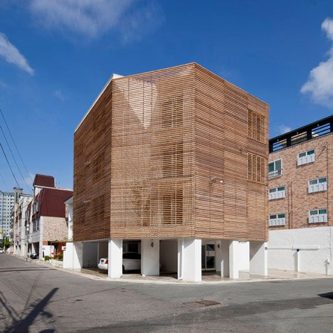 Louver Haus by Smart Architecture