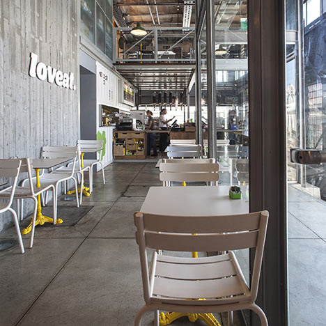 Loveat Jaffa by Studio Ronen Levin and Eran Chehanowitz