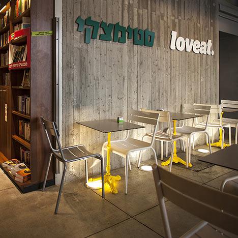 Loveat Jaffa by Studio Ronen Levin and Eran Chehanowitz