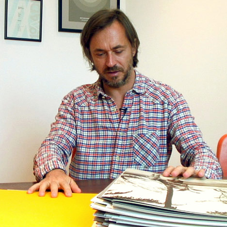 Movie: Marc Newson on designing nearly everything