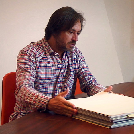 """I don't really believe in instruction manuals,"" says Marc Newson"