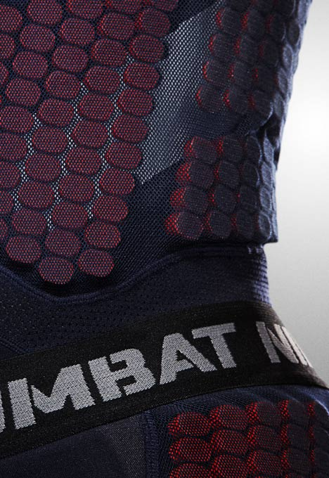 Nike Bas de Survêtement Dry Squad Rouge