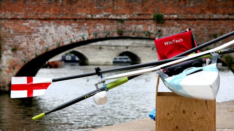 Paralympic design: adaptive rowing equipment