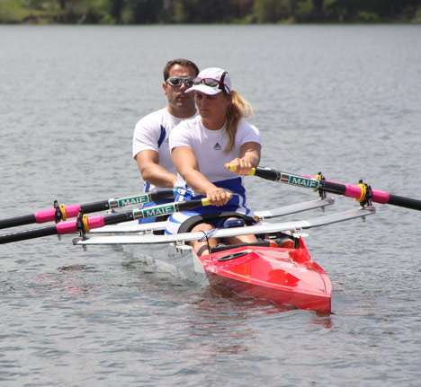 Paralympic design: adaptive rowing equipment