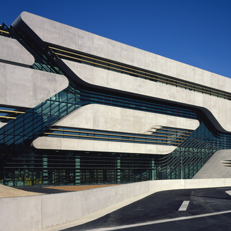Pierres Vives by Zaha Hadid