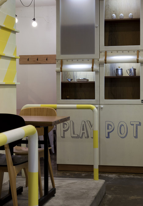 Play Pot by Lim Tae Hee Design Studio