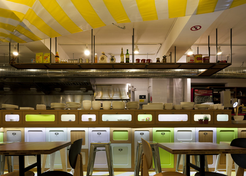 Play Pot Restaurant By Lim Tae Hee Design Studio