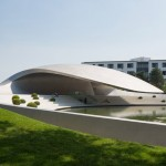 Porsche Pavilion by HENN