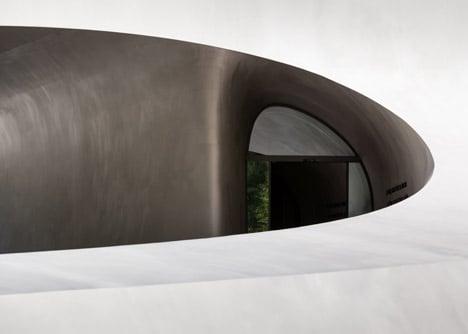 Porsche Pavillon by HENN