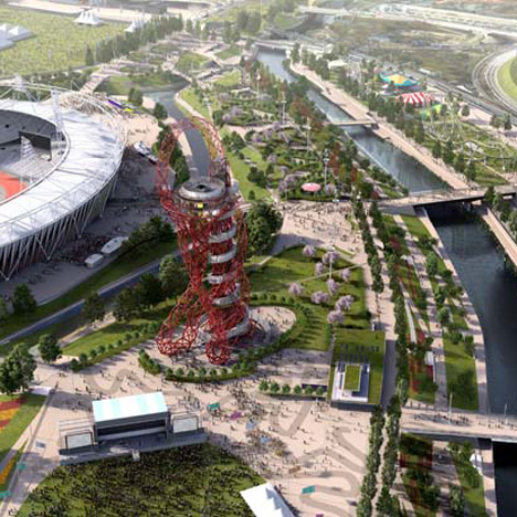 London 2012 Olympic Park legacy plans unveiled