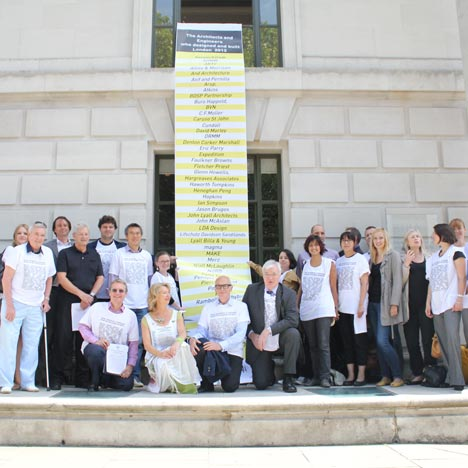 RIBA join protest against Olympic marketing rules