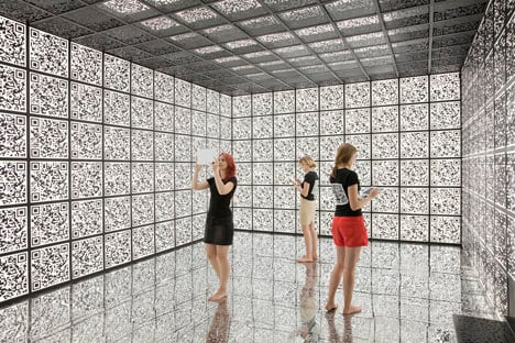 Russian Pavilion at the Venice Architeture Biennale 2012