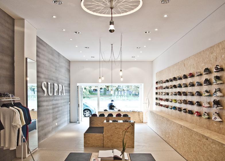 SUPPA Sneaker Boutique by Daniele
