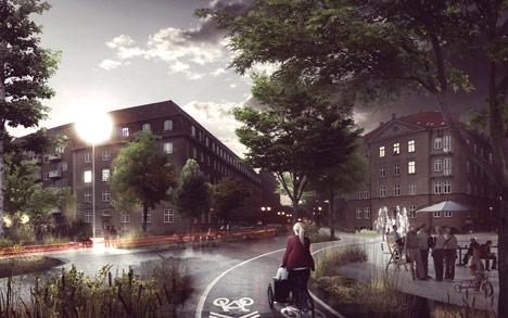 Saint Kjeld's Kvarter by Tredje Natur