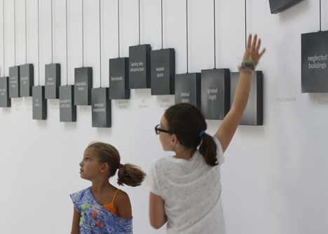 SpontaneousInterventions at the U.S. Pavilion at Venice Architecture Biennale 2012
