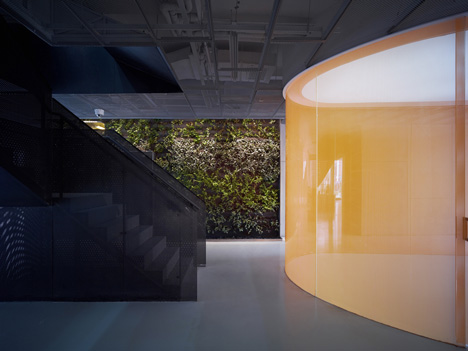 Taoyuanju Office by Vector Architects