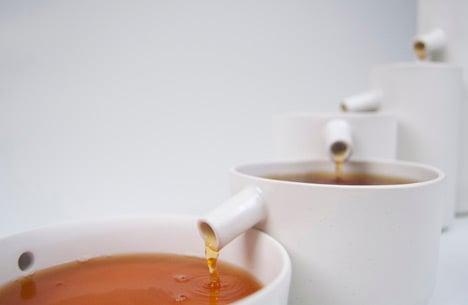 Tea set by UNITEA at Dezeen Super Store