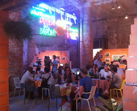Urban-Think Tank and Justin McGuirk win best project at Venice Architecture Biennale