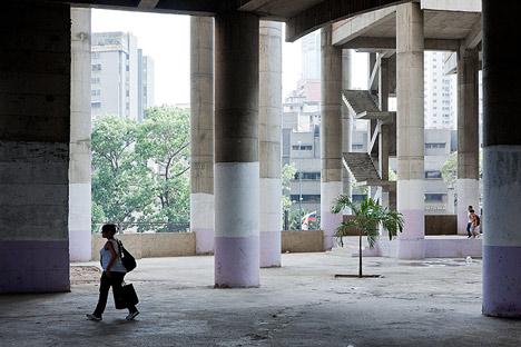 Torre David/Gran Horizonte by Justin McGuirk, Urban-Think Tank and Iwan Baan