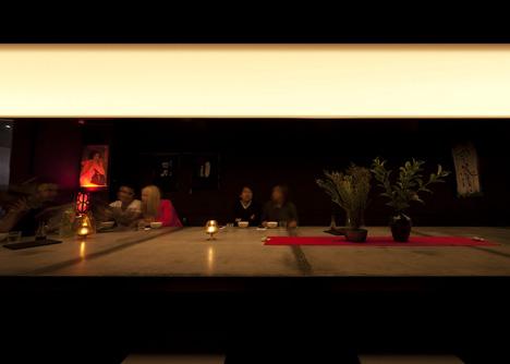Uchi Lounge 01 by Facet Studio
