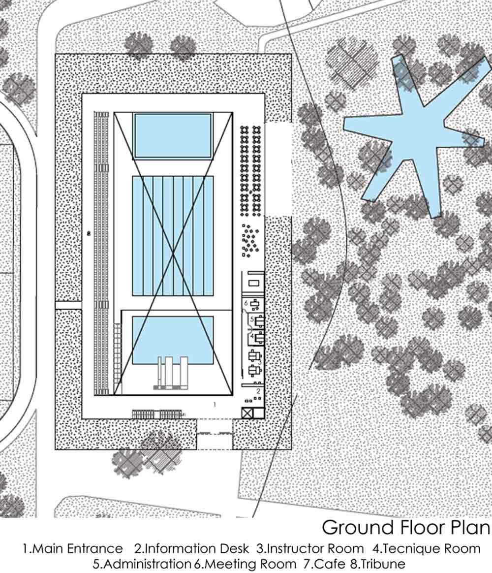 Koc Primary School Swimming Pool By Erginoglu Calislar Architecture - Designing-a-swimming-pool