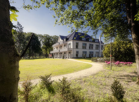 Villa Sonnehaert by Hollandse Nieuwe
