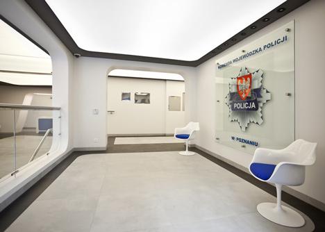 Voivodeship Police Headquarters by Poznan Projekt and Modelina Architekci